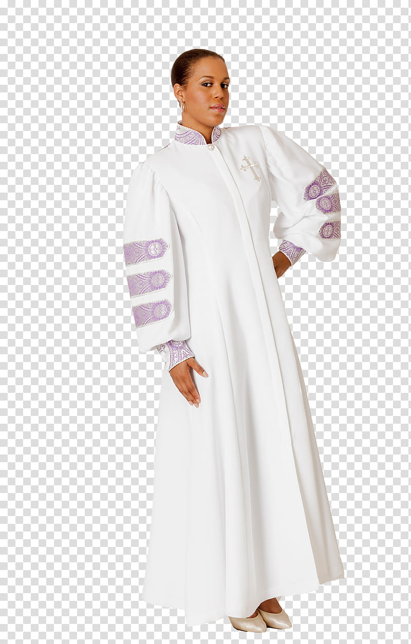 Coat Cartoon, Robe, Dress, Clothing, Pastor, Clergy.