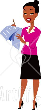 17 Best images about Professional Ethnic Women ClipArt on.