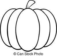 Pumpkin Clipart Black And White & Pumpkin Black And White Clip Art.
