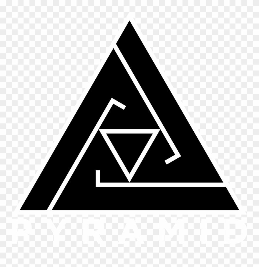 Black Pyramid Logo Png.