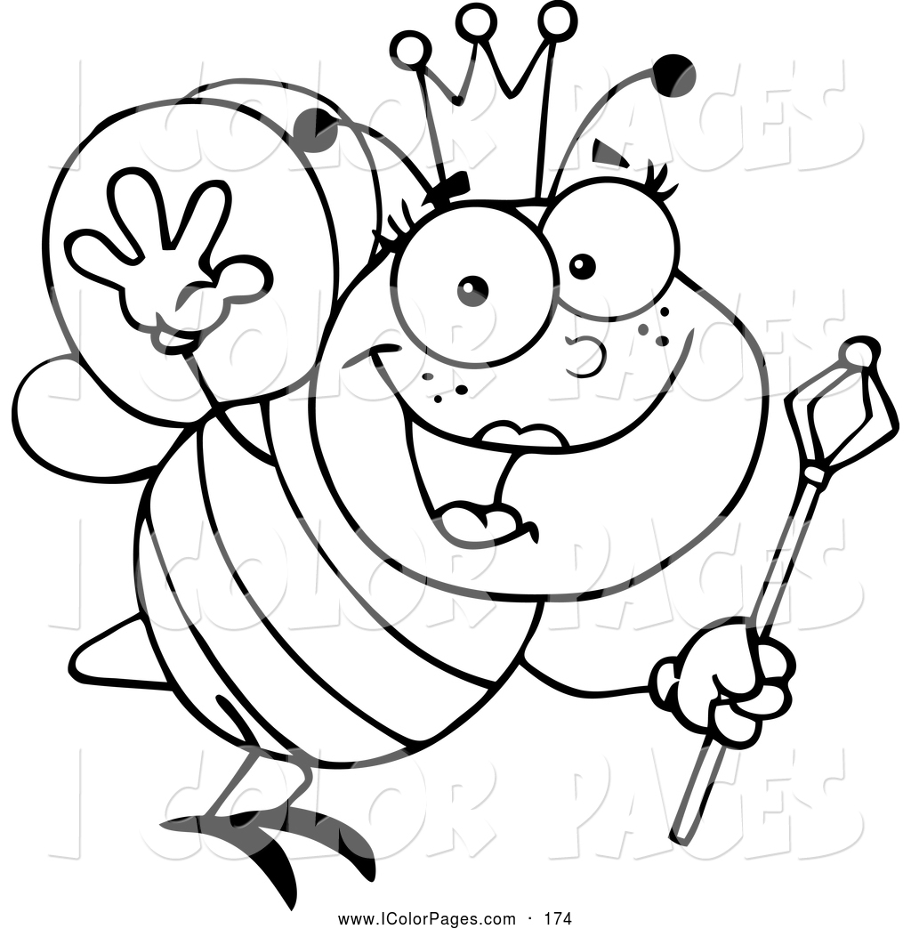 Queen Clip Art Black And White.