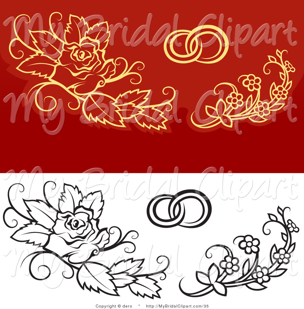 Black Red Gold Clipart Clipground