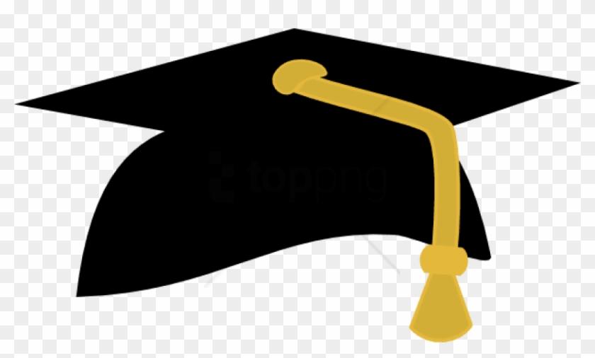 Free Png Gold Graduation Cap Png Png Image With Transparent.