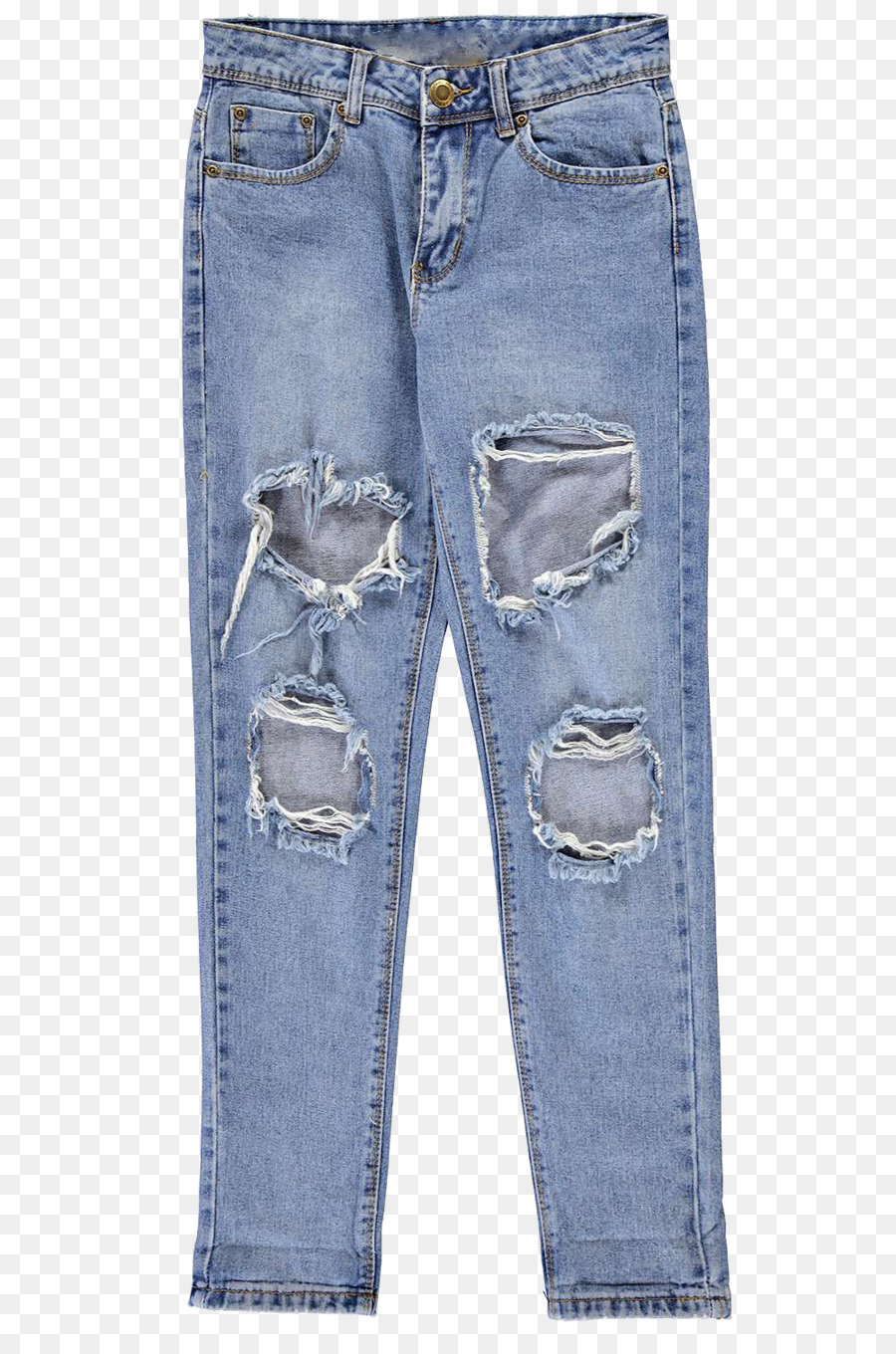 Ripped Jeans Png & Free Ripped Jeans.png Transparent Images.