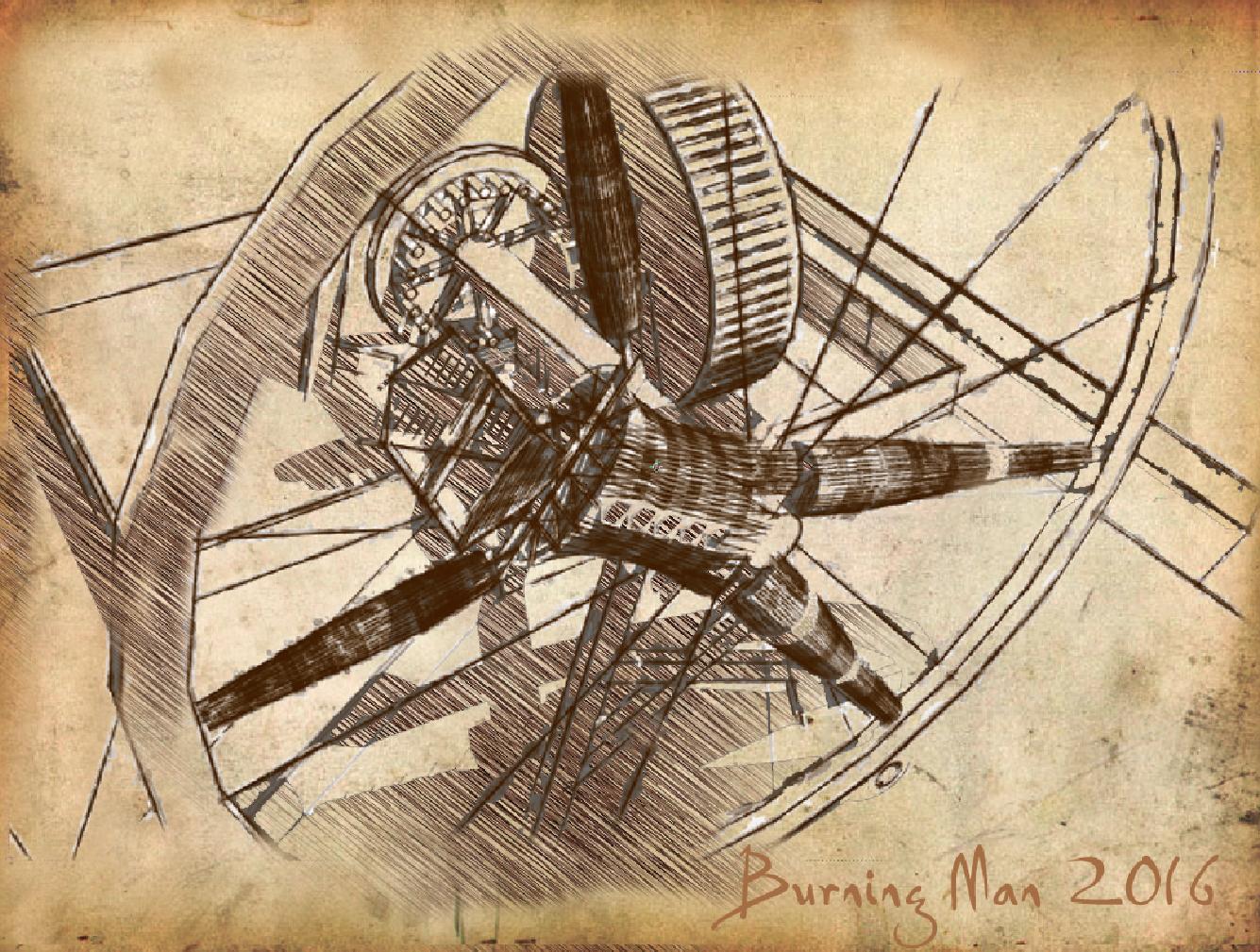 2016 Art Theme: Da Vinci's Workshop.