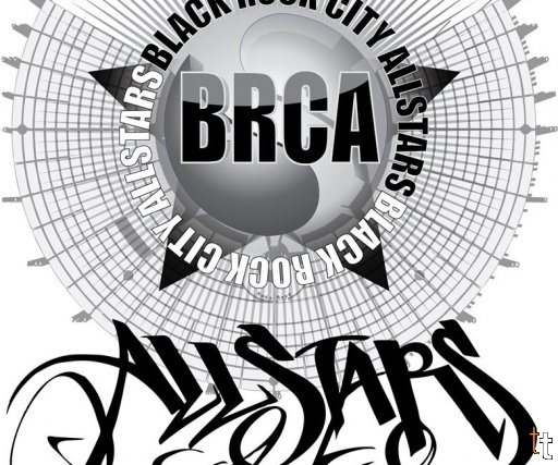 Black Rock City Allstars The Band.