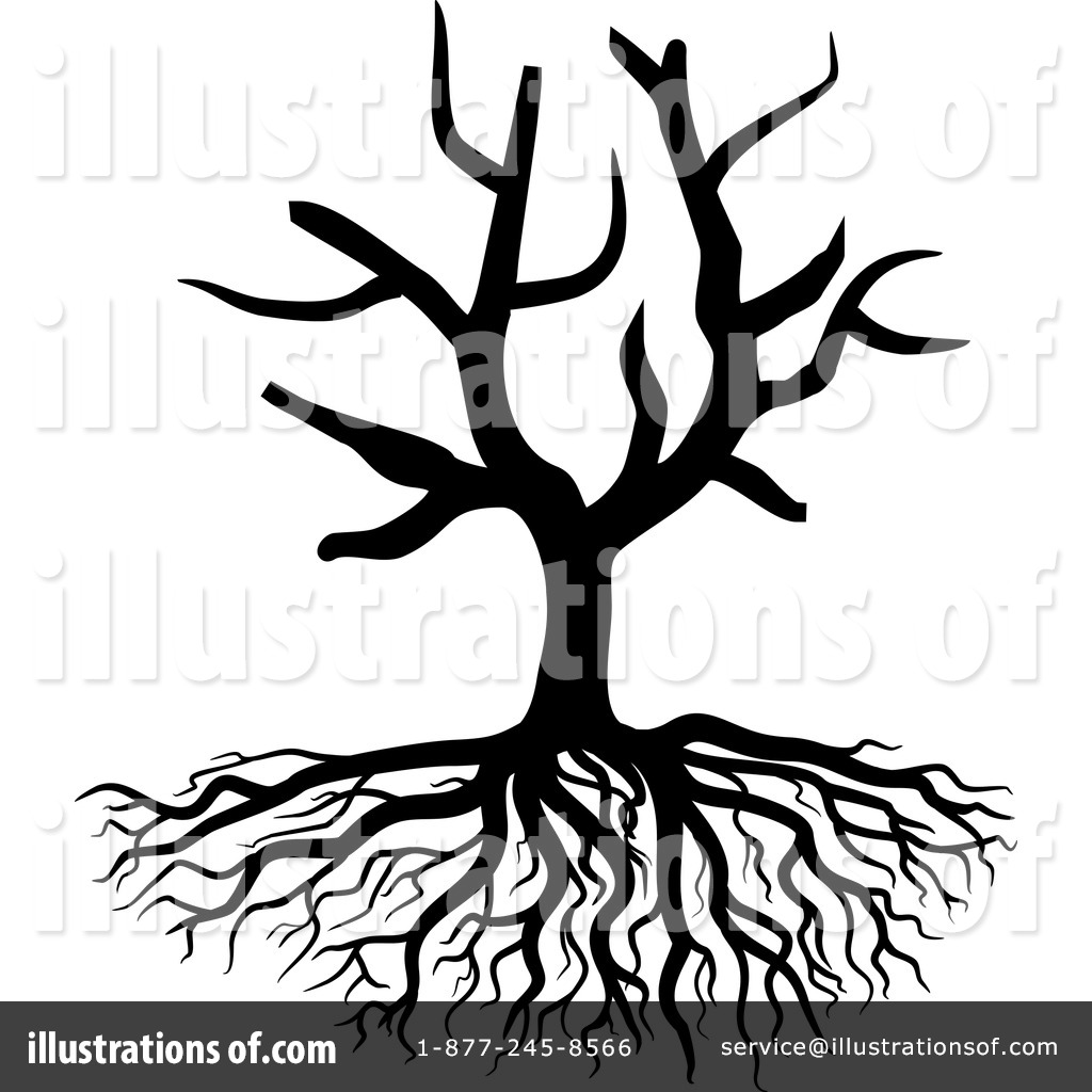 Roots Clipart.