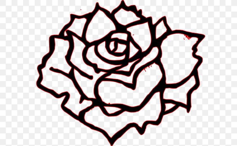 Black Rose Drawing Clip Art, PNG, 600x504px, Watercolor.
