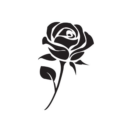 38,271 Black Rose Stock Illustrations, Cliparts And Royalty Free.