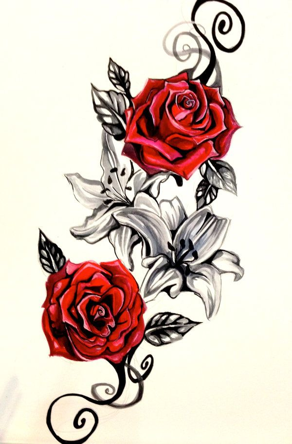 1000+ ideas about Rose Hip Tattoos on Pinterest.