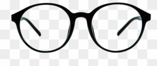 Free PNG Round Glasses Clip Art Download.