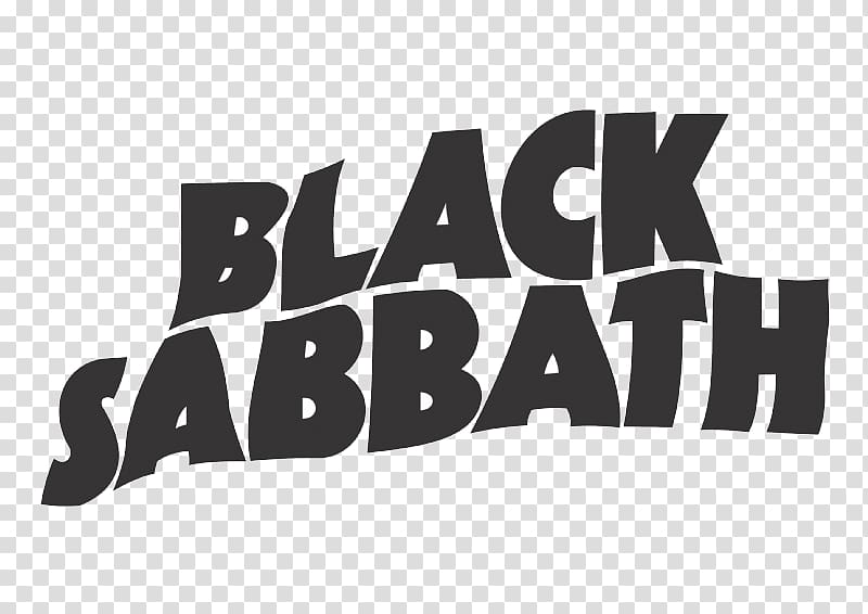 Black Sabbath Logo Master of Reality T.