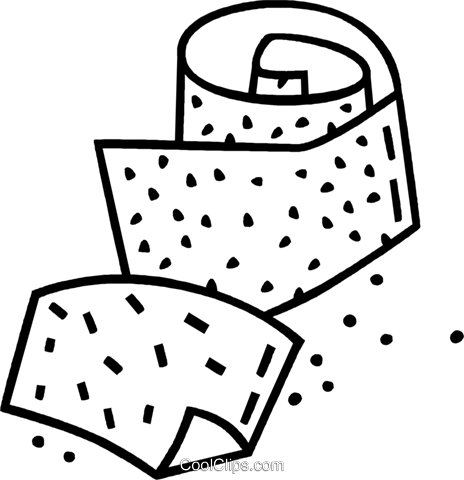 Sand paper clipart black and white.