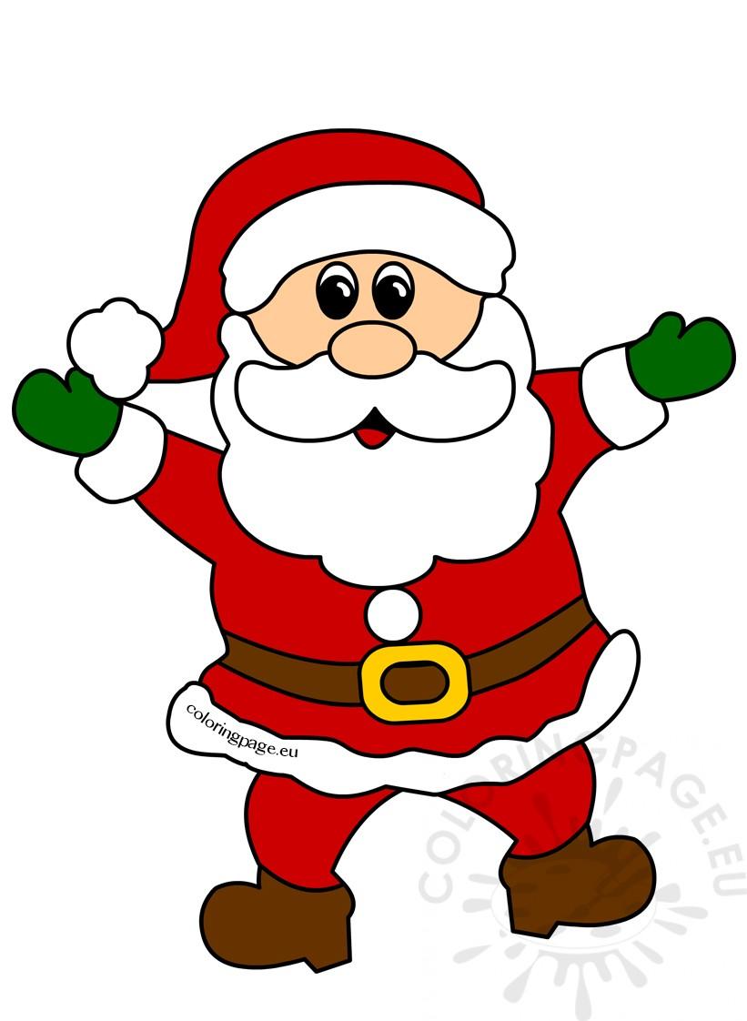 10+ Santa Claus Clipart.