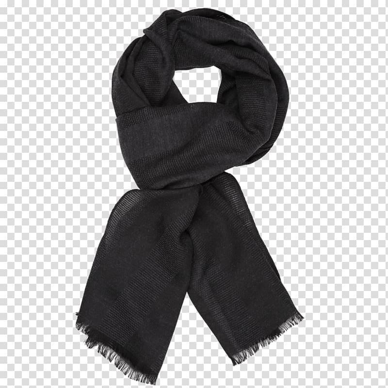 Black scarf, Light Scarf transparent background PNG clipart.