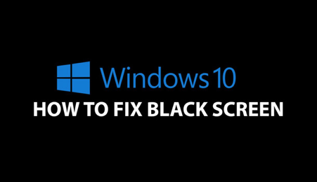 Windows 10 PC Can\'t Get Past The Black Screen: Detect.