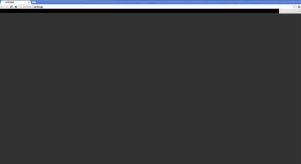 Fix Google Chrome black screen problems on Windows 10/8/7.