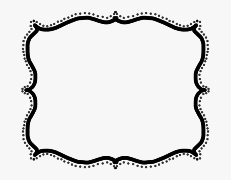 Fancy Scroll Borders Clipart.