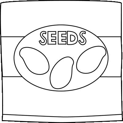 Clip art seeds.