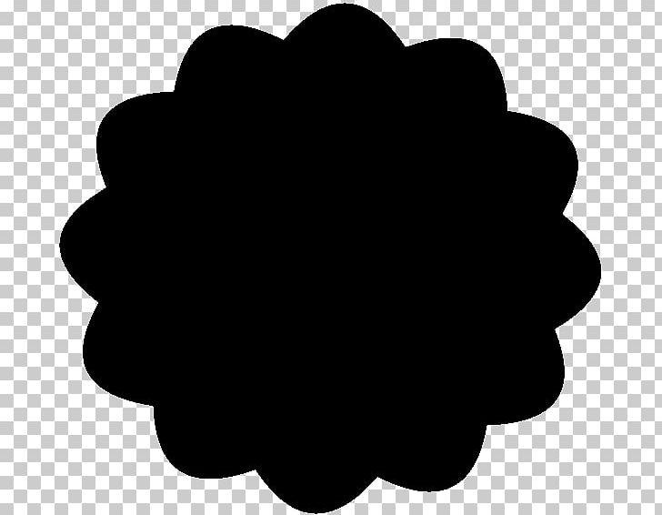 Shape Flower PNG, Clipart, Art, Black, Black And White, Circle, Clip.
