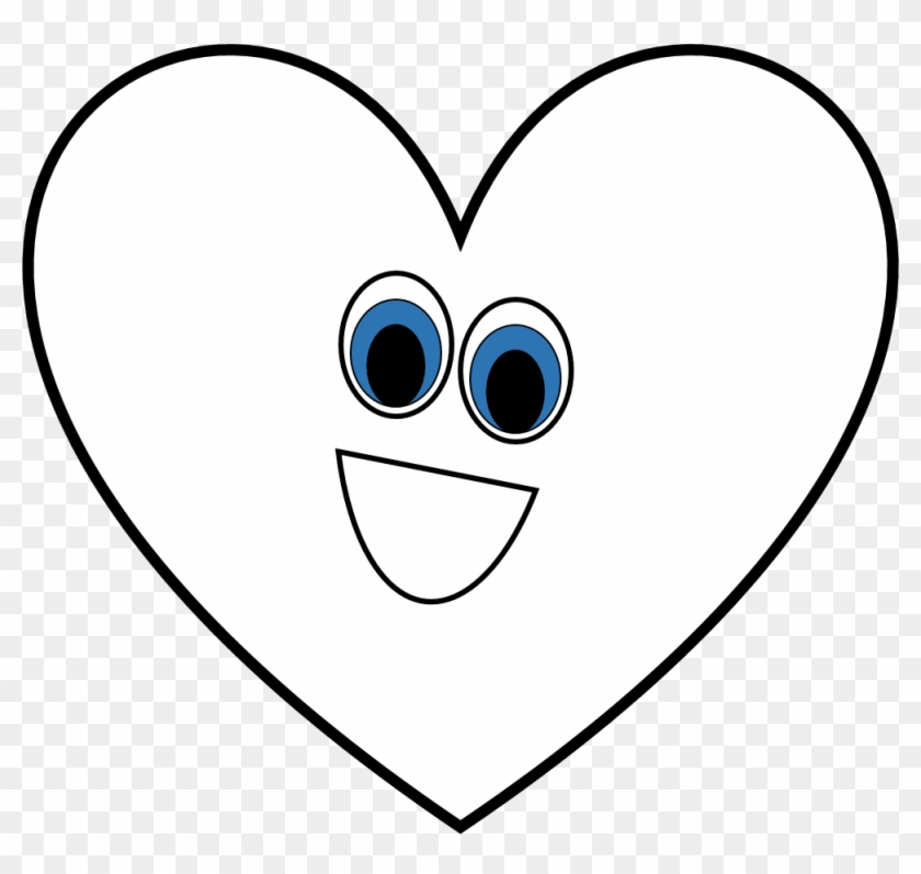 Graphic Freeuse Library Heart Shape Clipart Black And.