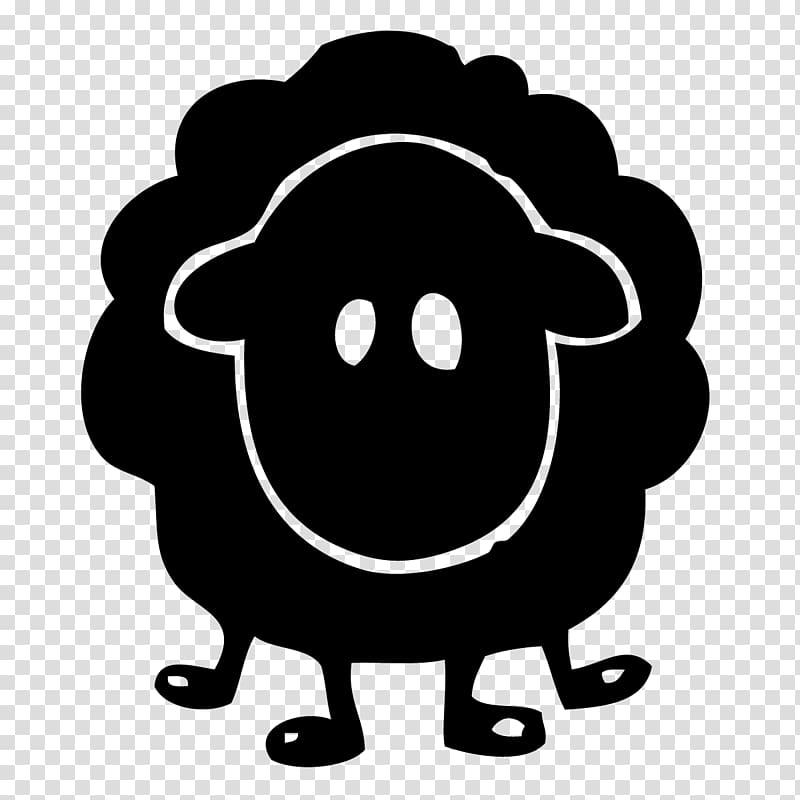 Baa, Baa, Black Sheep Cartoon Animation, sheep transparent.