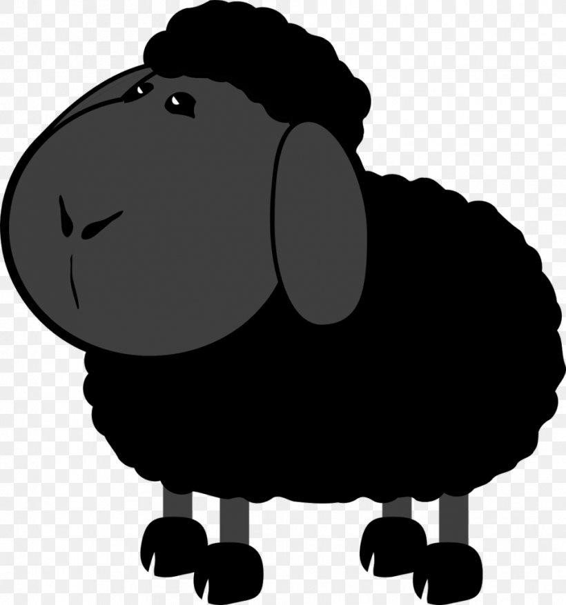 Baa, Baa, Black Sheep Clip Art, PNG, 957x1024px, Sheep, Baa.