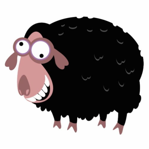 Free Black Sheep Cliparts, Download Free Clip Art, Free Clip.