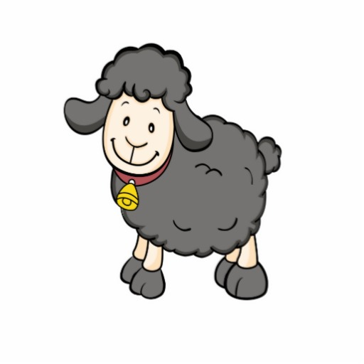 Free Cartoon Black Sheep, Download Free Clip Art, Free Clip.