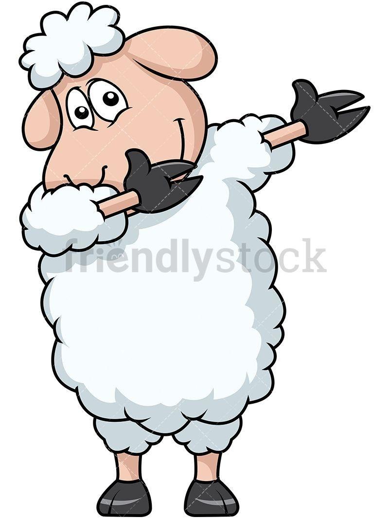 For Clipart Cartoon Sheep.