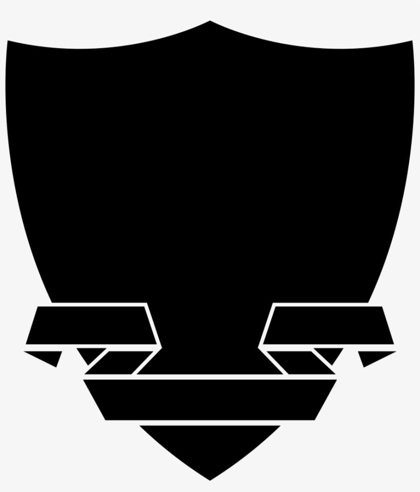 Clipart Shield Ribbon.
