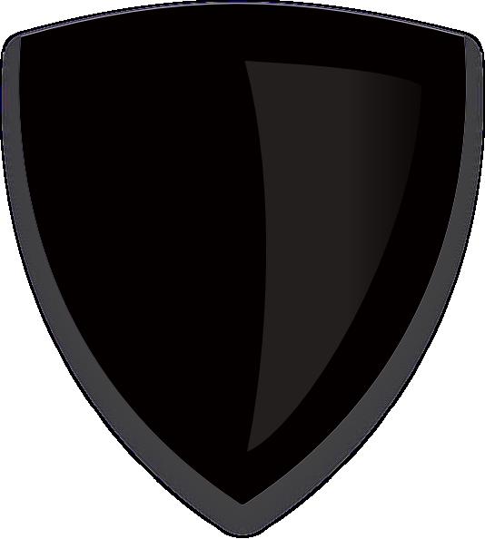 Black shield clipart 3 » Clipart Station.