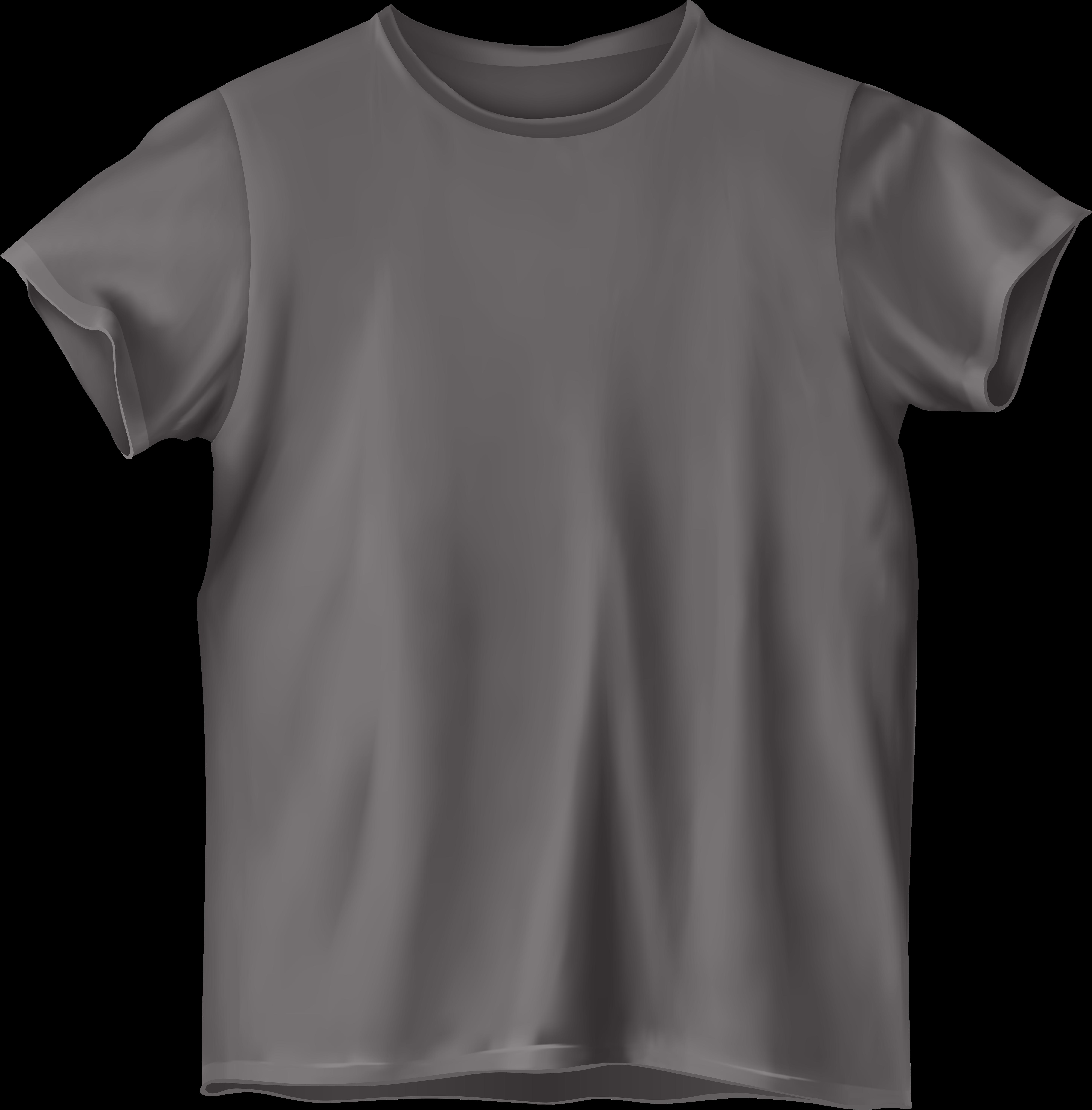 Download Grey T Shirt Png Clip Art.