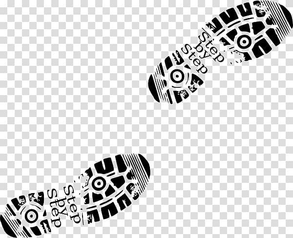Footprints , Shoe Footprint Boot Sneakers , Walking Feet.
