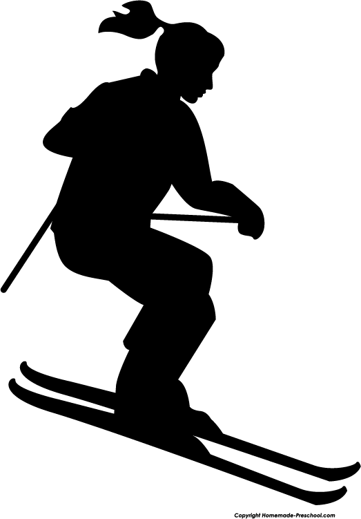 Free Silhouette Clipart.