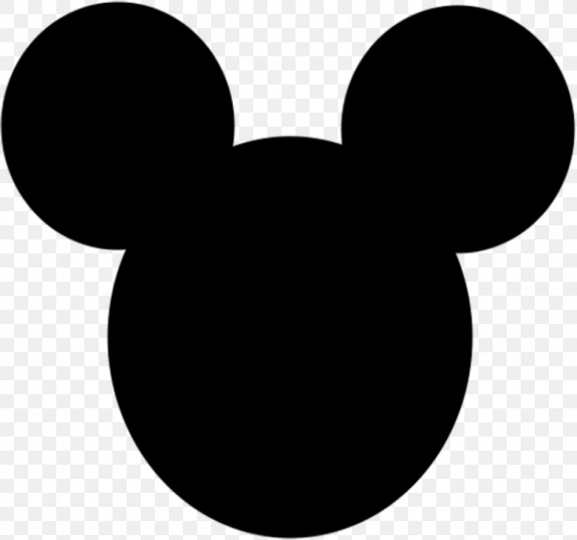 Mickey Mouse Minnie Mouse Silhouette Clip Art, PNG.