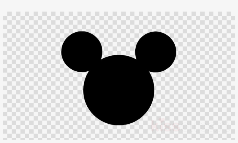 Mickey Mouse Face Black Clipart Mickey Mouse Minnie.