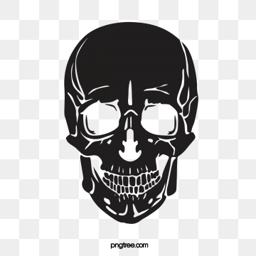 Black Skull Png, Vector, PSD, and Clipart With Transparent.