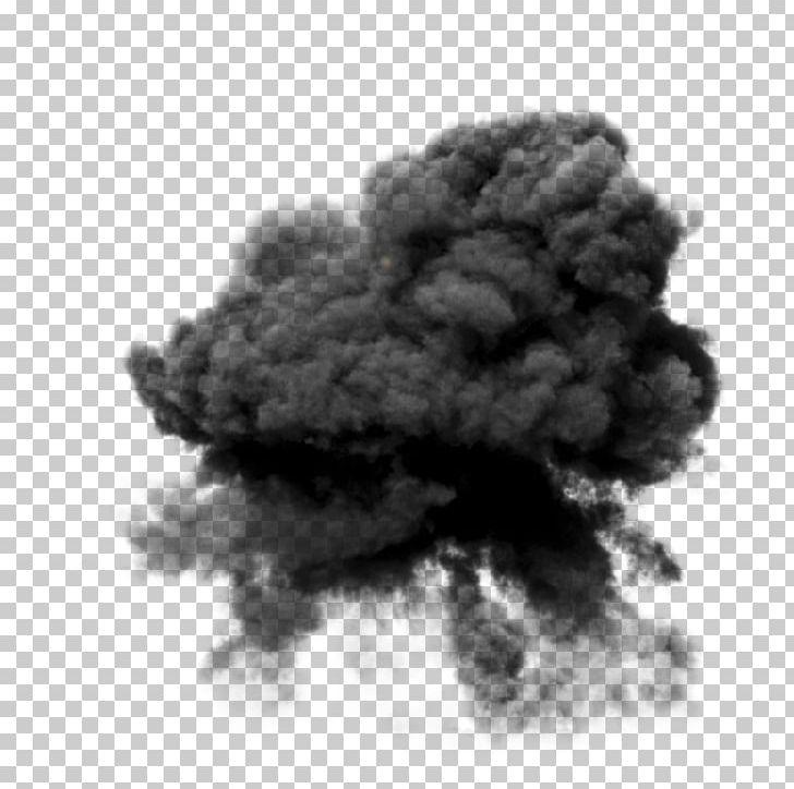 Smoke Explosion PNG, Clipart, Black And White, Black Smoke, Bomb.