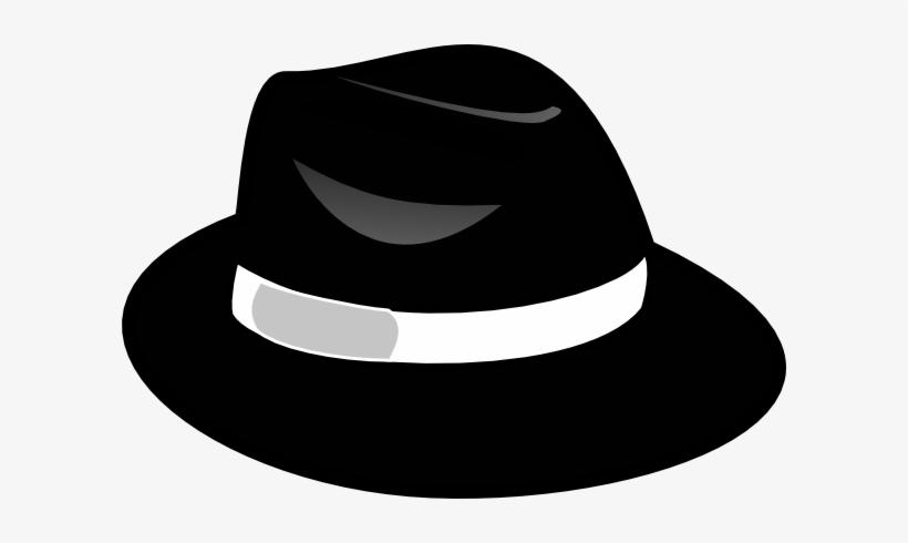 Black Hat Clip Art At Clipart.