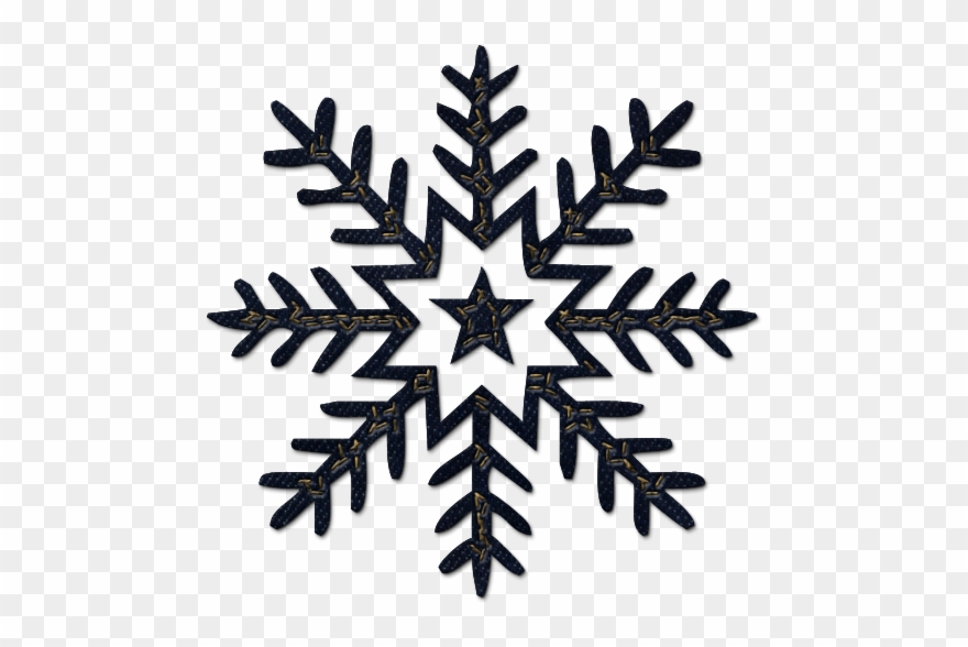 Snowflake Clipart High Resolution.