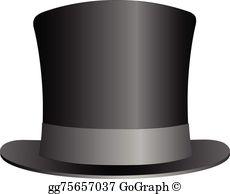 Top Hat Clip Art.