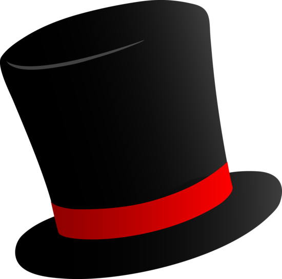 Black top hat clipartFrosty??.