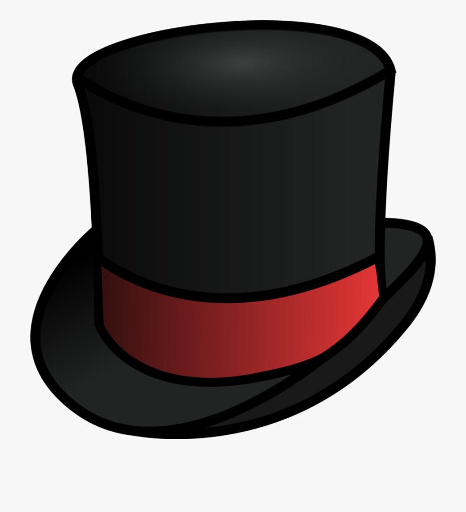 Drawn Top Hat.