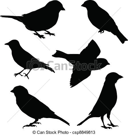 Sparrow Clipart and Stock Illustrations. 3,134 Sparrow vector EPS.