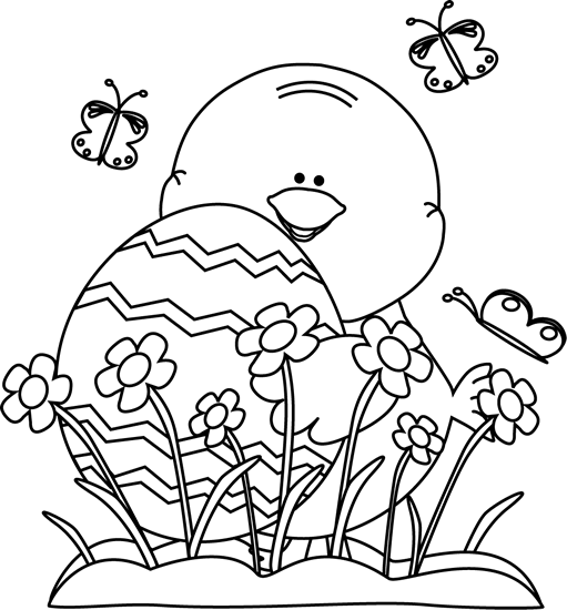Spring Clip Art Black And White & Spring Clip Art Black And White.