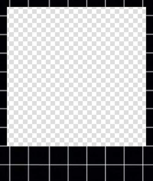 ES , square black frame template transparent background PNG clipart.