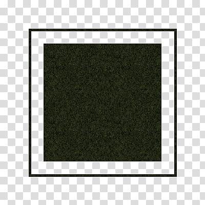 O, black square transparent background PNG clipart.