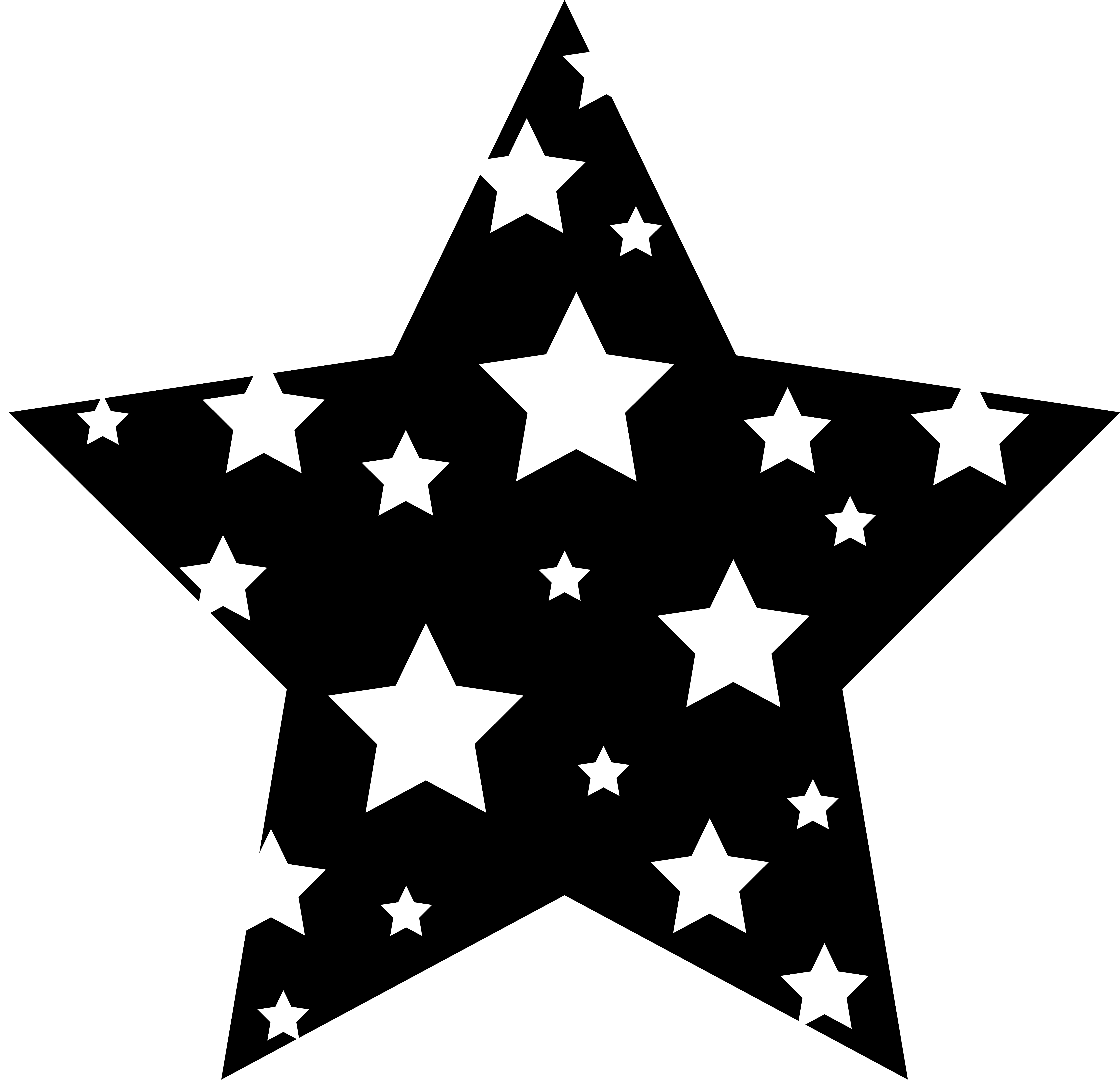 Free Black Star Cliparts, Download Free Clip Art, Free Clip Art on.