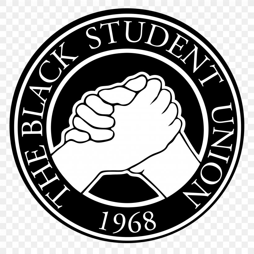 Logo Black Student Union Students\' Union Brand Emblem, PNG.